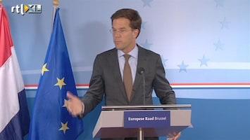 RTL Nieuws Mark Rutte: eurofiel of euroscepticus?