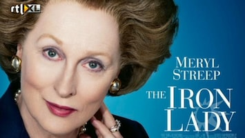 RTL Boulevard Meryl Streep als The Iron Lady