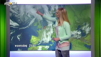 RTL Weer Buienradar update 4 juli 2013 11:00 uur