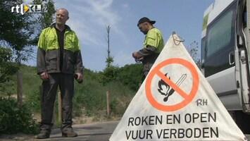 RTL Nieuws Gasstoring in Wijk aan Zee opgelost