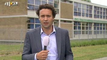 RTL Nieuws Voorlopig geen vakantie op Ibn Ghaldoun