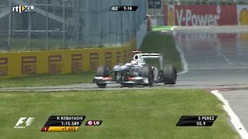 Rtl Gp: Formule 1 - Rtl Gp: Formule 1 - Canada (kwalificatie) /13
