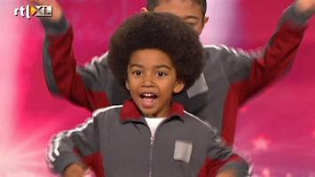 Het Beste Van Got Talent Worldwide Funky broertjes dansen als de beste