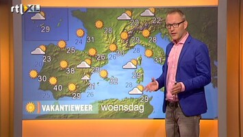 RTL Weer RTL Weer 21 aug 2013 0800uur