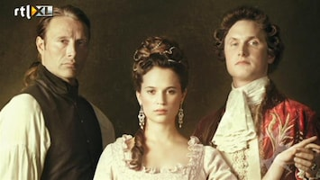 RTL Boulevard A Royal Affair Trailer