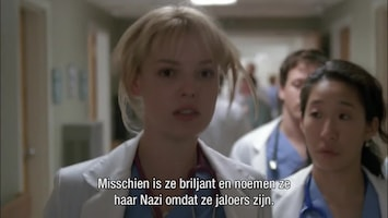 Grey's Anatomy - A Hard Day's Night