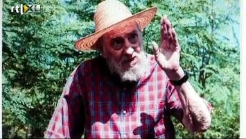 RTL Nieuws Fidel Castro leeft!