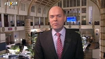 RTL Nieuws 'Plotseling heel veel optimisme op beurs'