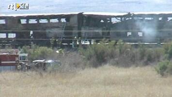 RTL Nieuws Doden bij treinongeluk Nevada