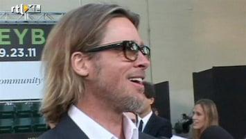 Editie NL Brad Pitt verkoopt vrouwengeur