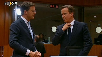 RTL Nieuws 'Acute spanning Italië en Spanje is nu weg'