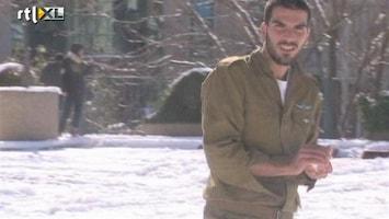 RTL Nieuws Zwaarste sneeuwval in twintig jaar in Israël