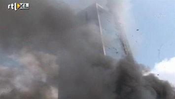 RTL Nieuws Grote brand in centrum Istanboel