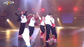 The Ultimate Dance Battle Isabels tweede dans: Humor Hiphop!