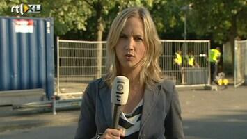RTL Nieuws Britta Sanders: Evacuaties nodig voor een goede meting