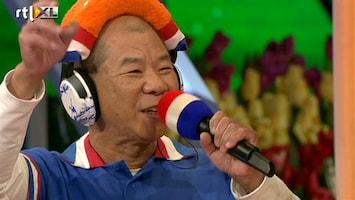 Ik Hou Van Holland - Meneer Cheung Zingt Het Bananenlied