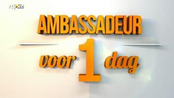 Ambassadeur Voor Een Dag Cor Bakker en Tineke