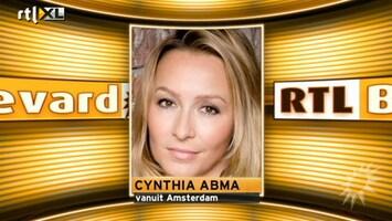RTL Boulevard Cynthia Abma slachtoffer van skimmers
