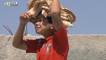 RTL Nieuws Veel noodhulp nodig in Syrië