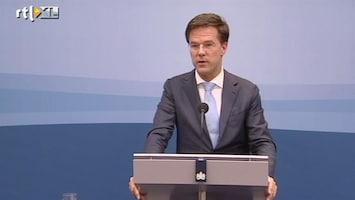RTL Nieuws Rutte: strategie JSF niet aanpassen