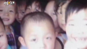 RTL Nieuws Chinees vervoert 64 kinderen in minibus