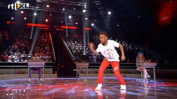 Everybody Dance Now Luciano geboren entertainer