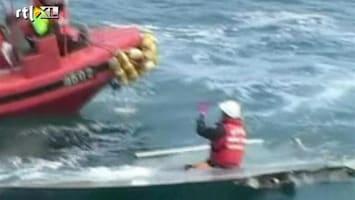 RTL Nieuws Vliegtuig in zee gecrasht bij Zuid-Korea