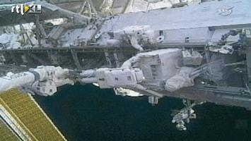 RTL Nieuws Afval in ruimte groot probleem ruimtevaart