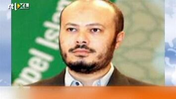 RTL Nieuws Zoon Khadaffi beschoten tijdens interview