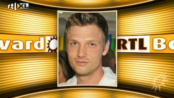 RTL Boulevard Nick Carter over nummer 1 Album Backstreet Boys