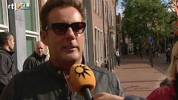 RTL Boulevard Geer weggestuurd bij persvak koningspaar