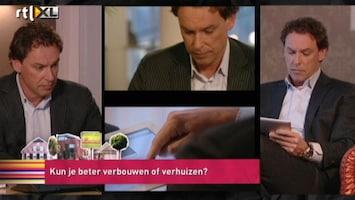 Tv Makelaar - Verbouwen Of Verhuizen?