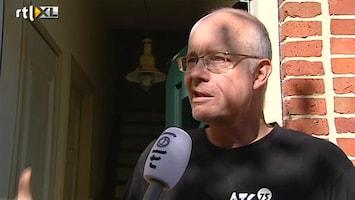 RTL Nieuws 'Het was een soort loopgravenoorlog in Haren'