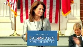 RTL Nieuws Bachmann officieel presidentskandidate