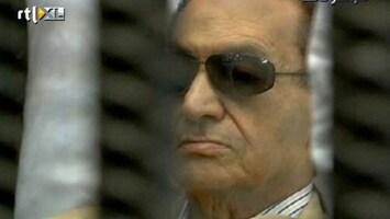 RTL Nieuws Proces Mubarak zeker niet afgeblazen
