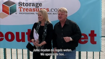 Storage Wars Buyers on the storm