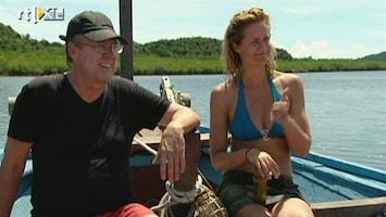 Expeditie Robinson 2010: Refreshed Extra stembriefjes of een kist met eten?