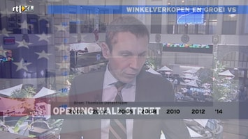 Rtl Z Opening Wall Street - Afl. 9