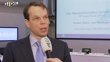 RTL Nieuws Nederland weer in recessie