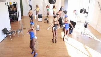 Editie NL Playboy doet sexy Harlem Shake