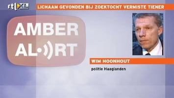 RTL Nieuws Lichaam gevonden bij zoektocht vermiste jongen