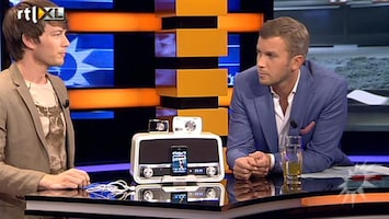 RTL Boulevard Gadets met Colin