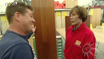 RTL Boulevard Wendy houdt BN'ers voor de gek in Ushi & The Family