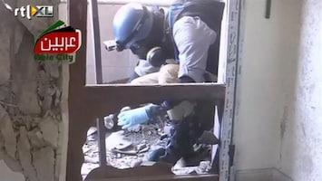 RTL Nieuws 'VN-rapport toont aan dat regime Assad schuldig is'