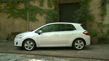 Gek Op Wielen Toyota Auris Hybrid