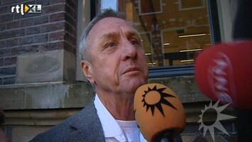 RTL Boulevard Uitspraak Cruijff vs Commissarissen