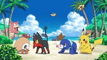 Pokémon Een gemaskerde waarschuwing!