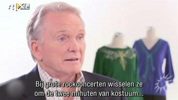 RTL Boulevard Over the top ontwerper Bob Mackie al 50 jaar succesvol