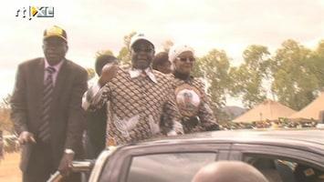 RTL Nieuws Zimbabwe in de ban van mysterieuze klokkenluider
