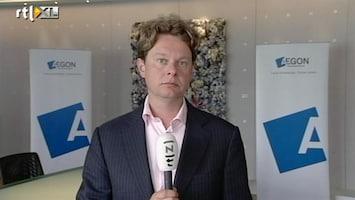 RTL Z Nieuws Aegon heeft nog een lange weg te gaan